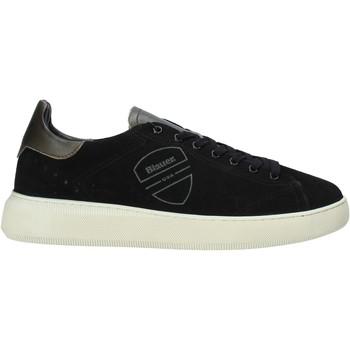 Schuhe Herren Sneaker Blauer F0KEITH02/SUW Schwarz