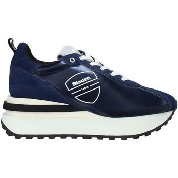Schuhe Herren Sneaker Blauer F0MABEL01/NYL Blau