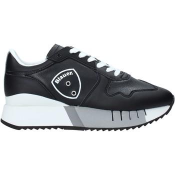 Schuhe Herren Sneaker Blauer F0MYRTLE02/LEA Schwarz