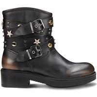 Schuhe Damen Boots Cult CLE104129 Schwarz