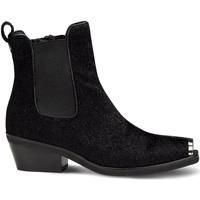 Schuhe Damen Boots Cult CLE104184 Schwarz