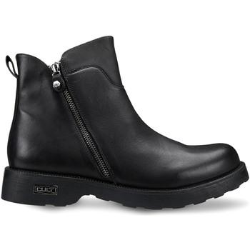 Schuhe Herren Boots Cult CLE104212 Schwarz