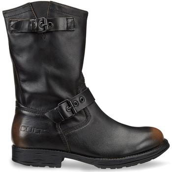 Schuhe Herren Boots Cult CLE104217 Schwarz