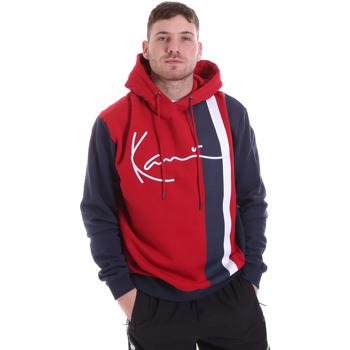 Kleidung Herren Sweatshirts Karl Kani KRCKKMQ32005DRED Rot