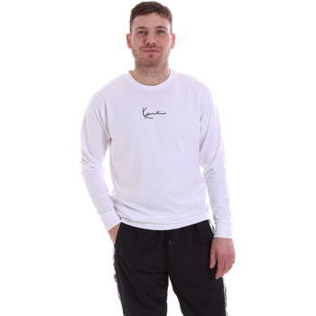 Kleidung Herren Sweatshirts Karl Kani KRCKKMQ22002WHT Weiß