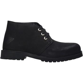 Schuhe Damen Sneaker Docksteps DSW106001 Schwarz
