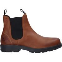Schuhe Herren Boots Docksteps DSM130202 Braun