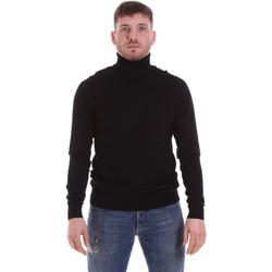 Kleidung Herren Pullover John Richmond CFIL-007 Schwarz