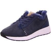 Schuhe Damen Derby-Schuhe & Richelieu Bnsm Schnuerschuhe 100-090 Ms. SNUG Low blau