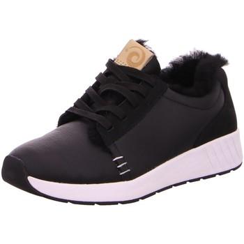 Schuhe Damen Derby-Schuhe & Richelieu Bnsm Schnuerschuhe 100-210 Ms. SNUG Low schwarz