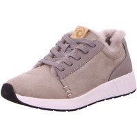 Schuhe Damen Sneaker Low Bnsm Schnuerschuhe 100-050 Ms. SNUG Low grau