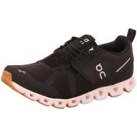 Schuhe Damen Laufschuhe On Sportschuhe 1899683 Cloud Terry schwarz