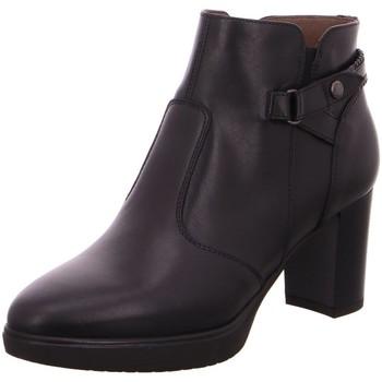 Schuhe Damen Stiefel NeroGiardini Stiefeletten 013005D - 100 Guanto schwarz
