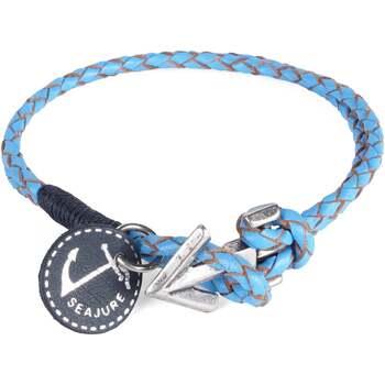 Uhren & Schmuck Herren Armbänder Seajure Armband Socotra Blau