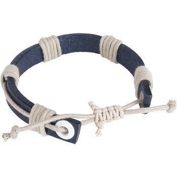 Uhren & Schmuck Herren Armbänder Seajure Armband Motuo Marineblau