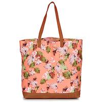 Taschen Damen Shopper / Einkaufstasche Superdry LARGE PRINTED TOTE Rose