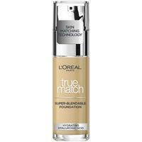 Beauty Damen Make-up & Foundation  L'oréal Accord Parfait Foundation 2d/2w-golden Almond