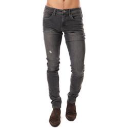 Kleidung Herren Slim Fit Jeans Paname Brothers PB-JIMMY Grau