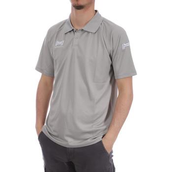 Kleidung Herren Polohemden Hungaria H-15TMUXD000 Grau