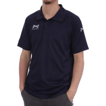 Kleidung Herren Polohemden Hungaria H-15TMUXD000 Blau