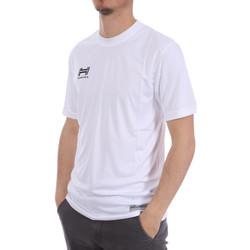 Kleidung Herren T-Shirts Hungaria H-15TMUUBA00 Weiss