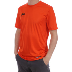 Kleidung Herren T-Shirts Hungaria H-15TMUUBA00 Orange