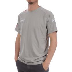 Kleidung Herren T-Shirts Hungaria H-15TPUXBA00 Grau
