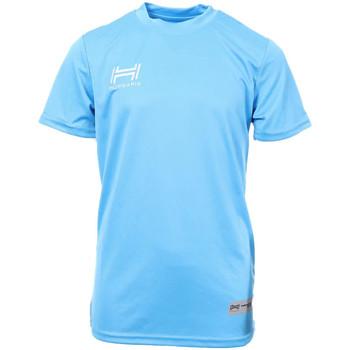 Kleidung Herren T-Shirts Hungaria H-15TMJUBA00 Blau