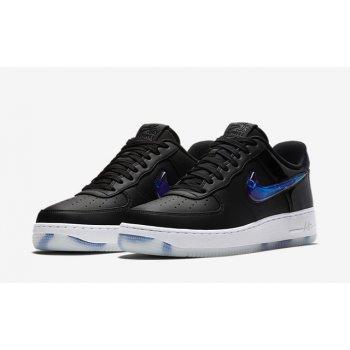 Schuhe Sneaker Low Nike Air Force 1 Low x PlayStation Black/White – Varsity Royal