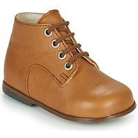 Schuhe Mädchen Sneaker High Little Mary MILOTO Braun