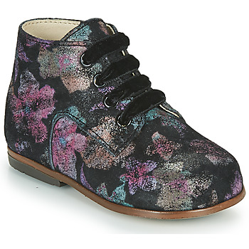 Schuhe Mädchen Sneaker High Little Mary MILOTO Schwarz