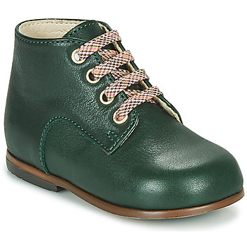 Schuhe Mädchen Sneaker High Little Mary MILOTO Kaki
