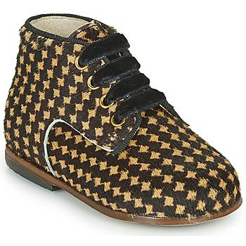 Schuhe Mädchen Sneaker High Little Mary MAXYNE Schwarz