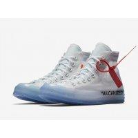 Schuhe Sneaker Low Converse Chuck Taylor 70 x Off-White