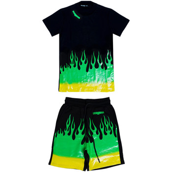 Kleidung Herren Jogginganzüge Exclusive Paris 202EX Verde