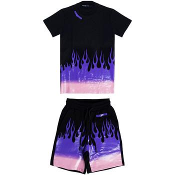 Kleidung Herren Jogginganzüge Exclusive Paris 202EX Viola