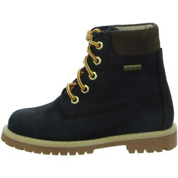 Schuhe Jungen Babyschuhe Däumling Schnuerstiefel 080031S 47 blau