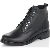 Schuhe Damen Stiefel Remonte Dorndorf Stiefeletten D8370-01 schwarz