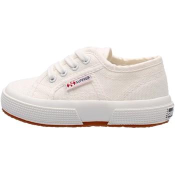 Schuhe Jungen Sneaker Low Superga - 2750 lacci bianco S0005P0 2750 901