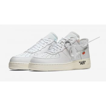 Schuhe Sneaker Low Nike Air Force 1 Low x Off-White