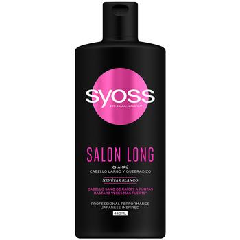 Beauty Shampoo Syoss Salonlong Anti-rotura Champú  440 ml