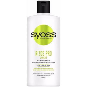 Beauty Spülung Syoss Rizos Pro Acondicionador Cabello Ondas O Rizos  440 ml
