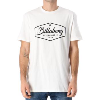 Kleidung Herren T-Shirts Billabong N1SS15BIP9 Weiss