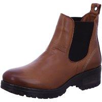 Schuhe Damen Stiefel Macakitzbühel Stiefeletten 2700 braun