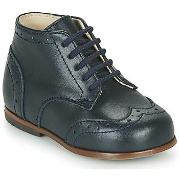 Schuhe Mädchen Sneaker High Little Mary LORD Blau
