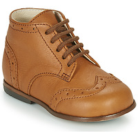 Schuhe Mädchen Sneaker High Little Mary LORD Braun
