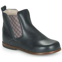 Schuhe Mädchen Boots Little Mary ARON Blau