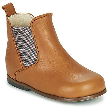Schuhe Mädchen Boots Little Mary ARON Braun
