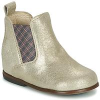 Schuhe Mädchen Boots Little Mary ARON Silbern