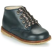 Schuhe Mädchen Sneaker High Little Mary JUDITE Blau